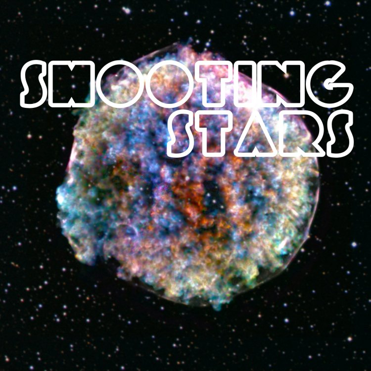 """The Cinematic Indie Rock song """"Shooting Stars"""" by UK indie rock band Time Waves releases today on digital platforms."""